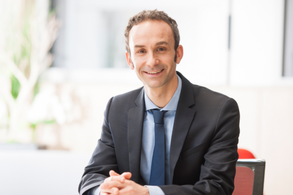 Vincent Defrasne, Délégué Général Fondation Somfy