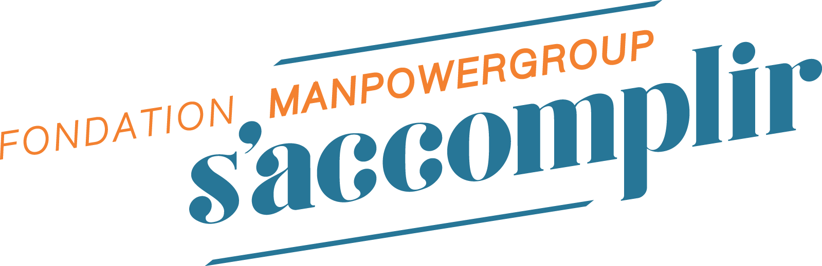 Fondation ManpowerGroup S'accomplir