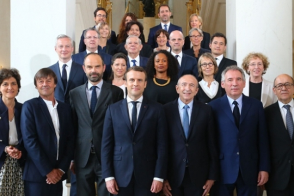 Mécénat gouverment Macron