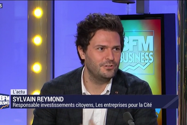 Sylvain Reymond Mode Actu BFM Business
