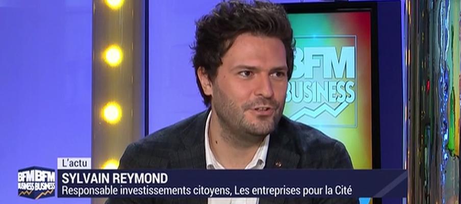Sylvain Reymond Mode Actu BFM Business