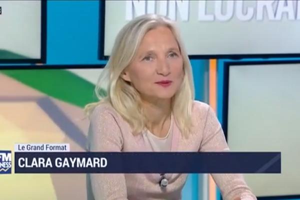 BFM Business | 08/07 | A but non lucratif reçoit Clara Gaymard et Claude Bébéar